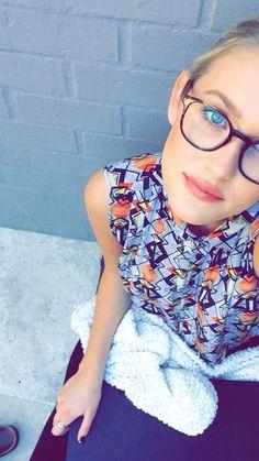@lillyahlberg wears Fairmont via Twitter