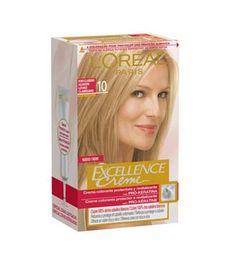Cudidado cabello/ LOREAL TINTE EXCELLENCE CREME Nº10 RUBIO CLARÍSIMO,Excellence Crème Triple Protección asegura una cobertura de las canas protegiendo el cabello en cada etapa de la coloración. El cabello se ilumina con un color rico, homogéneo y de larga duración. La Triple Protección consiste en un serum protector pre-coloración que trata al instante las zonas dañadas, sobre todo las puntas, un aplicador en forma de peine que reparte la crema colorante extra. todastuscompras.com