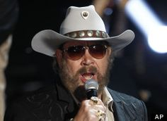 Hank Williams Jr. Blasts Obama Again, Says President Is Muslim, 'Hates Cowgirls,' 'Loves Gays' --what an asshole!