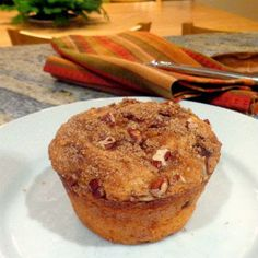 """One Perfect Bite: Giant """"Killer"""" Coffee Cake Muffins"""