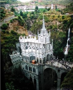 Amazing Las Lajas Sanctuary | See More Pictures | #SeeMorePictures