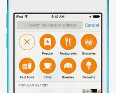 See what's nearby - iOS 9 Tips and Tricks for iPod touch  - Apple Support