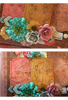 Color Blooms with Jamie!