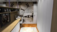 Projetos de Home Office| Barbara Borges Projetos 3D