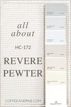paint color, benjamin moore, revere pewter, paint color scheme