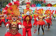 Masskara Festival Bacolod City