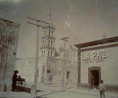 Diego de Montemayor y Ocampo. Atras de Catedral.