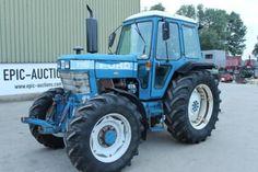 Ford 7710 type: tractor vermogen: 70 kw (95 pk) toepassingsgebied: landbouw btw/marge: excl. Btw let op alleen verkrijgbaar via veiling op www.epic-auctions.com only available through auction on