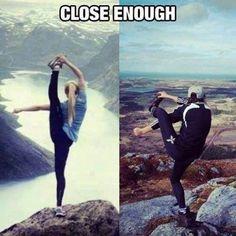 Yoga On Instagram Vs Yoga In Real Life http://yogadork.com/2014/06/23/yoga-on-instagram-vs-yoga-in-real-life/