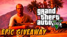 grand theft auto 5 PC giveaway
