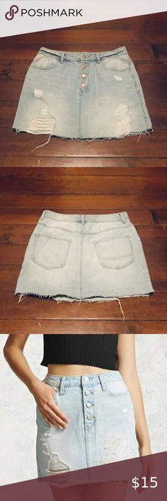 15 Best Demin skirt images | Demin skirt, Mini skirts, Fashion