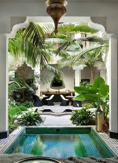 8 Timely Hacks: Natural Home Decor Ideas Reading Nooks natural home decor rustic house.Natural Home Decor Inspiration Color Schemes natural home decor diy dreams.All Natural Home Decor Window. Indoor Swimming Pools, Swimming Pool Designs, Swimming Pool Decorations, Patio Interior, Interior And Exterior, Interior Design, Interior Paint, Interior Styling, Outdoor Rooms