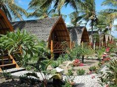 Manta Dive Gili Air Hotel Lombok - Bungalow - Exterior