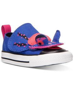 Converse Toddler Girls' Chuck Taylor All Star Lizard Casual Sneakers from Finish Line
