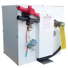 Seaward Hot Water Heater for Outboard Boats - 3 Gallon