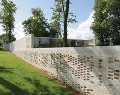 Reiach and Hall Architects, David Grandorge · Maggie's Centre Lanarkshire
