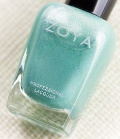 Zoya Awaken Collection for Spring 2014 is ready to wake up the Spring buried deep inside all of us! Sweet creams, soft metallics and a holographic topper make this collection stunning for Spring. Girly Stuff, Girly Things, Green Nail Polish, Aqua, Turquoise, Cute Makeup, Nail Polishes, Spring 2014, Hair Products