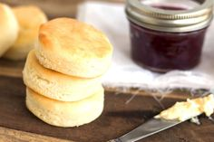 Gluten Free Buttermilk Biscuits | Gluten Free with L.B.