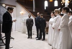 Clive owen the knick season 2 New York Knickerbockers, The Knick, Clive Owen, Downtown New York, All Blacks, Basement Laundry, Laundry Room, Period Dramas, Season 2