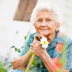 Gardening is one of the most popular activities among the aging, and for good reason: It's an aerobic, stimulating and restorative form of exercise--and rewards us with fresh flowers and juicy tomatoes. Gardening also can be enjoyed by seniors with dementia as well as those who need walkers and wheelchairs. But the heat, bugs and heavy lifting can be challenging. Here are some tips for caregivers who want to garden with elderly parents. | Via AgingCare