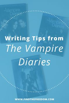 Writing Tips from The Vampire Diaries - Klaroline, Delena, Stelena, Benzo - Die hard shipping for couples in a show isn't the only thing you get from it. Learn my writing tips and storytelling tips and click through now to jumpstart your writing.