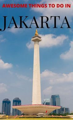 Our guide to all the best things to do in Jakarta, including attractions in Jakarta for kids, how to get around, where to stay - everything you need for a fabulous Jakarta adventure!
