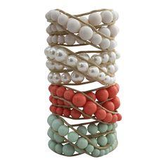 Bubble Wrap Bracelets {4 Color Options}