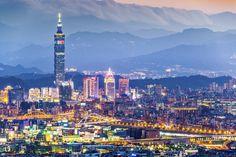 Taipé, Taiwan | 53 cidades maravilhosas que todos deveriam visitar pelo menos uma vez