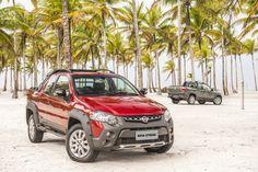 La #FiatStrada Adventure es una pick up que se caracteriza por poseer un conjunto bien balanceado, con perfil equilibrado y visualmente armónico