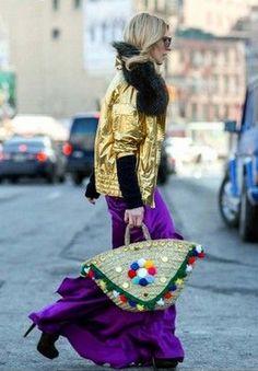 rad combo. #AdiHeyman in NYC.