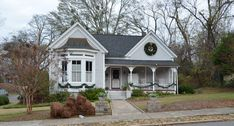 Christmas Historic Home Tour in Marietta, Georgia
