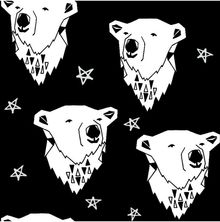Polar Bear Black sweat