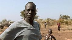 "15 min PBS video of the Lost boys of Sudan--A profile of Salva Dut, a Sudanese ""Lost Boy"" who returned to Sudan to help bring clean water to the people of his birthplace."