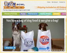BoGo Bowl   23 Charitable Companies That Actually Give Back
