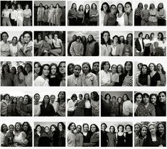 The Fraenkel Gallery in San Francisco recently shared this interview with photographer Nicholas Nixon about his well known project The Brown Sisters. Since