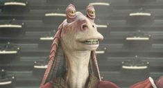 New reports suggest that Jar Jar Binks will make an appearance in the upcoming Obi-Wan Kenobi's Star Wars TV series for Disney+. Star Wars Jedi, Lego Star Wars, Marvel Series, Tv Series, Jar Jar Binks, Comedy Bang Bang, New Disney Shows, Disney Challenge, Disney Plus