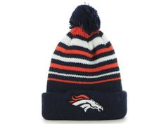 5e2549c2f 2017 Winter NFL Fashion Beanie Sports Fans Knit hat Denver Broncos Hats