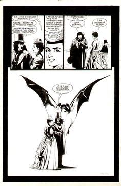 Mike Mignola: Dracula issue 2 page 16 Comic Art
