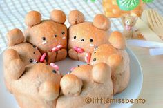 Cocoa Bear Bread Recipe