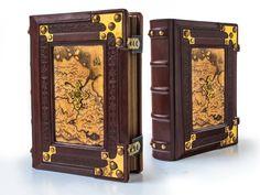 Красивые переплеты ручной работы словно из средневековья « FotoRelax