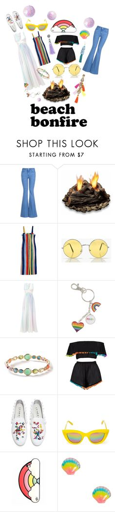 """Beach Bonfire Beauty 