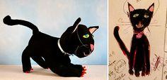 Child's Own Studio - Cat toy