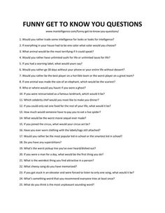 109 Lustige Fragen zum Kennenlernen - feminism/poems/anxiety/mind - Get Questions To Ask People, Questions To Get To Know Someone, Getting To Know Someone, This Or That Questions, Interesting Questions To Ask, Funny Questions, Questions To Ask Your Boyfriend, Dating Questions, Get To Know Me