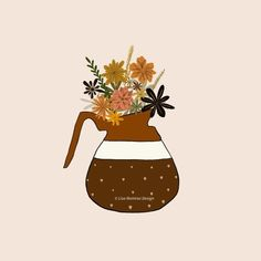 Thanks For Everything, Coffee Illustration, Cafe Art, Im Grateful, Coffee Love, Give Thanks, Snoopy, Lisa, Design