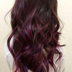 @Regrann from @hairbyjosephtrace - Deep Violet Balayage Ombre  @behindthechair_com @modernsalon @embee.meche @american_salon @beautylaunchpad @esteticausa @hotonbeauty @hairaddictionmag @schwarzkopfusa #Regrann