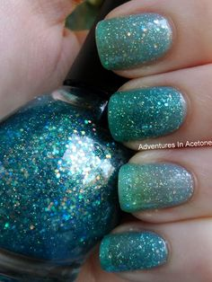 NOPI Nicole...Spotted! VS. Sinful Colors Nail Junkie