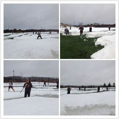 BCwlax: Just practicing in a little snow....