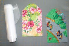 1 Sew Green Mama: Snack Packs