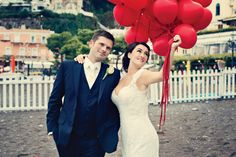 A Fun and Fabulous Vintage Pinup Inspired Wedding in Italy | Love My Dress® UK Wedding Blog