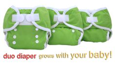 try cloth diapers for one month $10 (if you decided to return them)